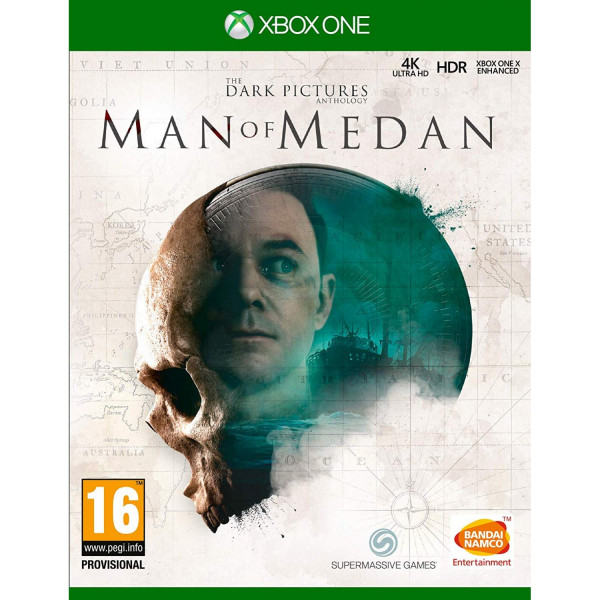 The Dark Pictures Anthology: Man of Medan (Xbox One)