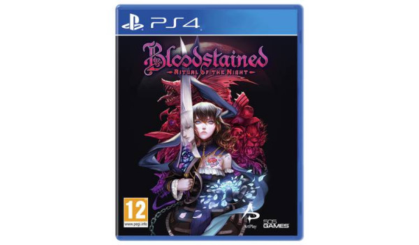 Bloodstained Ritual of Night (PS4)